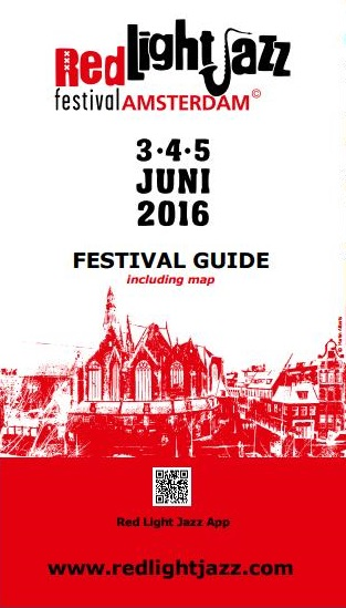 Red Light Jazz 2016 Festival Guide