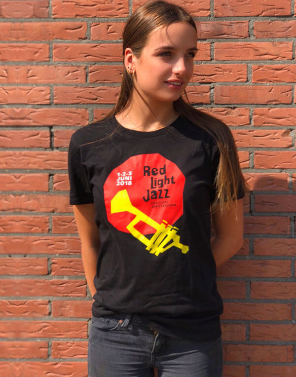 Red Light Jazz t-shirts