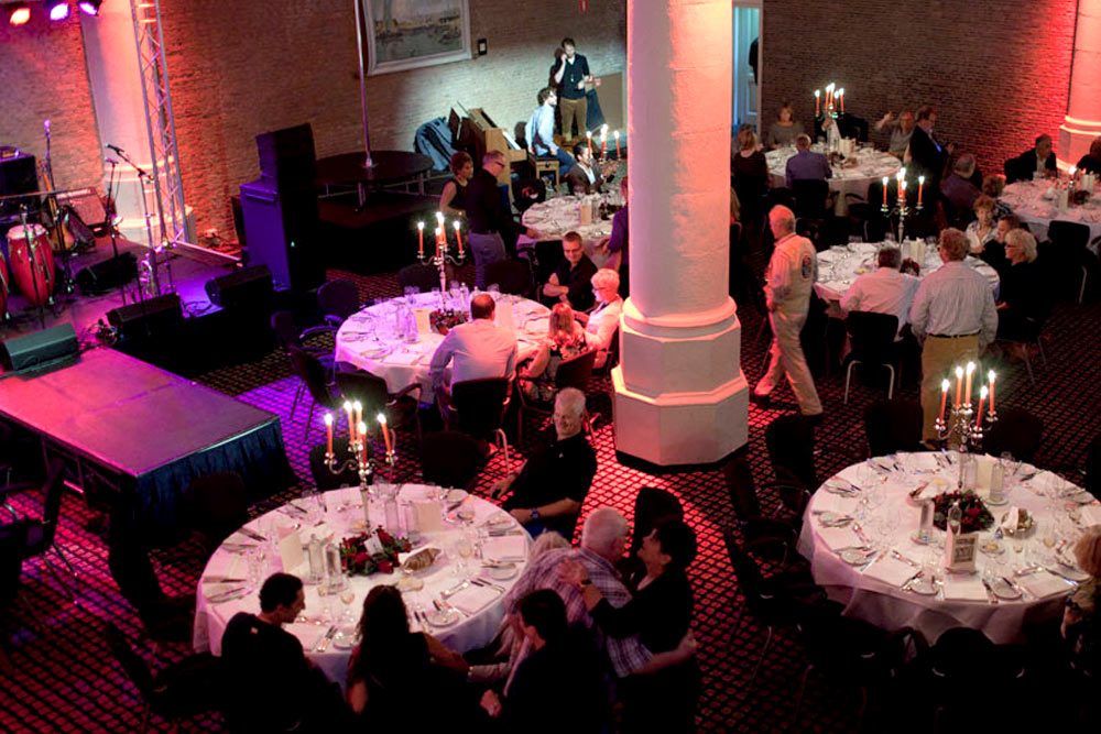 Red Light Jazz 2014 - Dinneren met new colective
