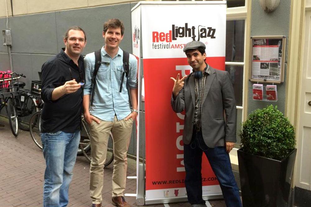 Red Light jazz 2014 - Alex Rossi