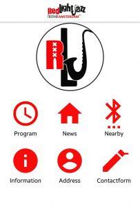Red Light Jazz App