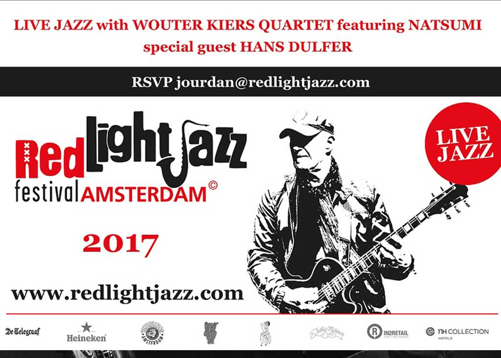 Red Light Jazz - Nieuws intro prespresentatie
