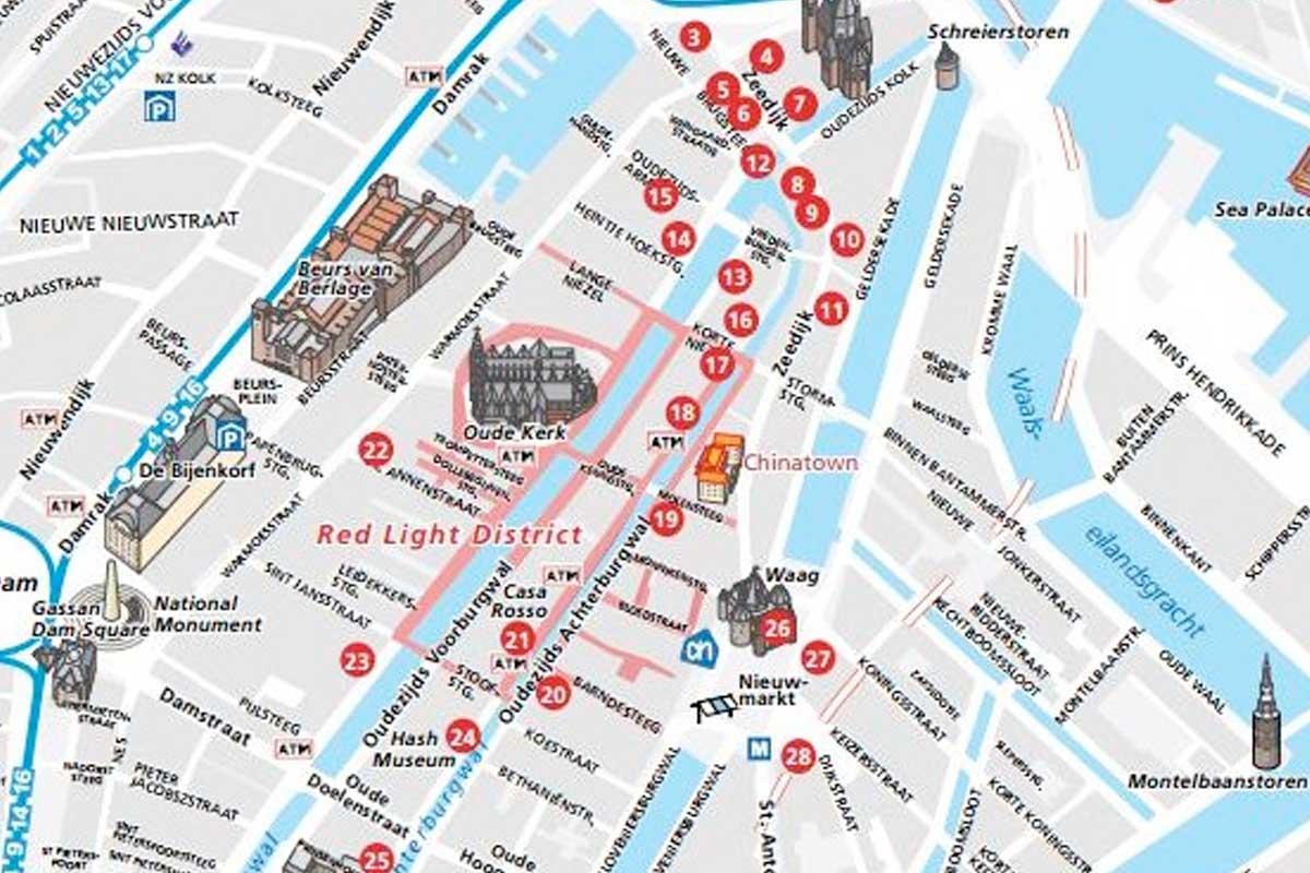 RLJ-Locatie map 2017