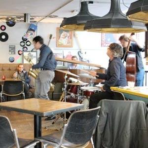 Red Light Jazz 2018 - Brewery De Prael