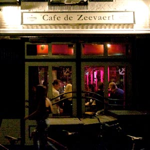 Red Light Jazz 2018 - Cafe De ZeeVaart