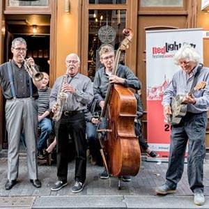Red Light Jazz 2018 - De Rode Laars