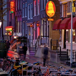 Red Light Jazz 2018 - Hotel De Torenzicht-Amsterdam