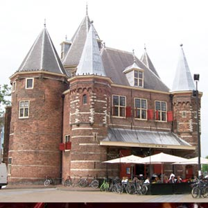 Red Light Jazz 2018 - De Waag