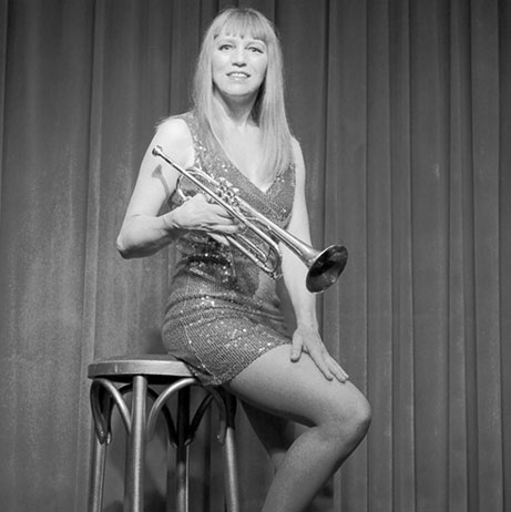 Red Light Jazz ambassadeur - Saskia Laroo
