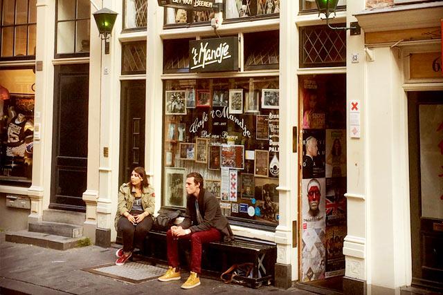 Red Light Jazz - Cafe 't Mandje