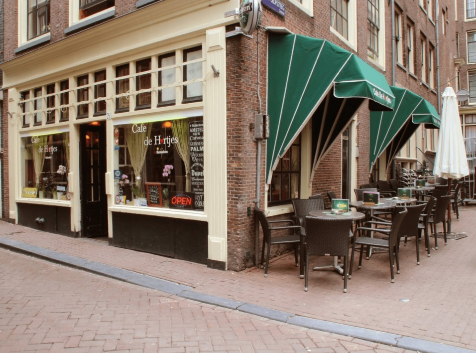 Red Light Jazz - Cafe-de-Hartjes