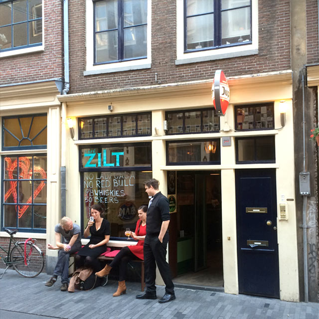 Red Light Jazz - Cafe-Zilt