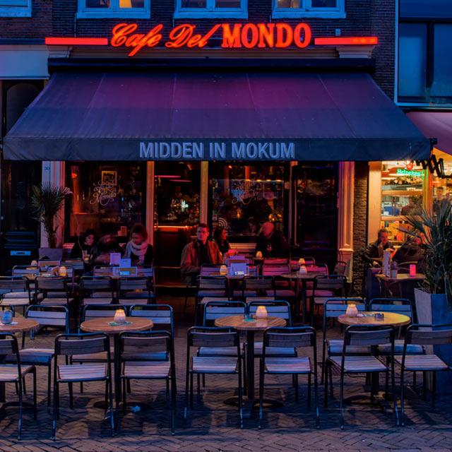 Red Light Jazz 2018 - Cafe Del Mondo