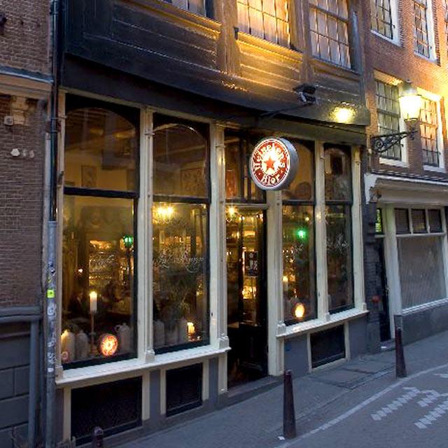 Red Light Jazz - Café In 't Aepjen