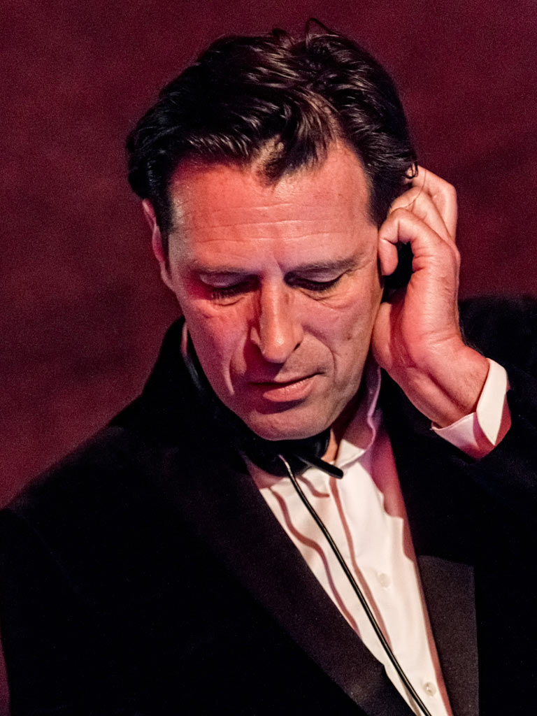 DJ-Maestro op Red Light Jazz 2018
