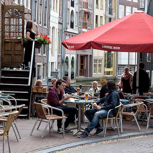 Red Light Jazz - Haven van Texel