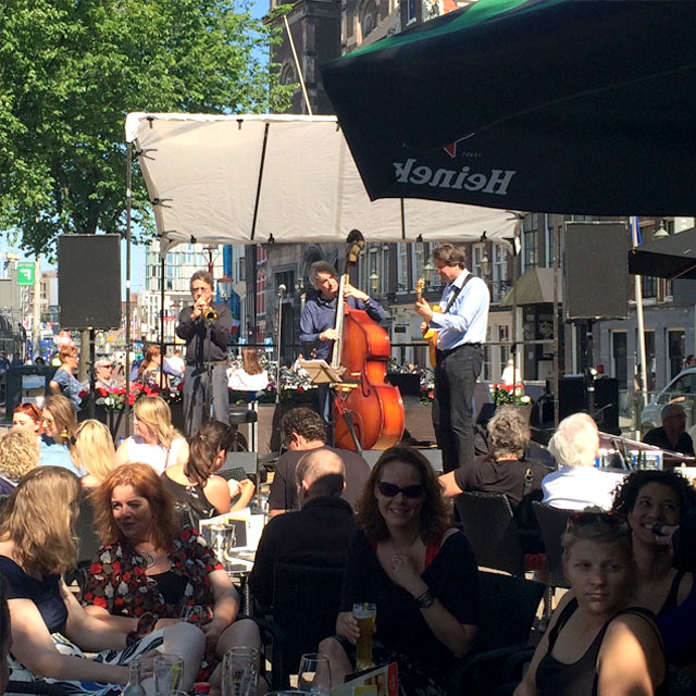 Red Light Jazz 2018 - Hotel Prins Hendrik