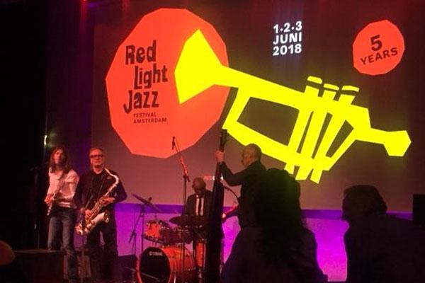 Red Light Jazz - AmsterdamFM