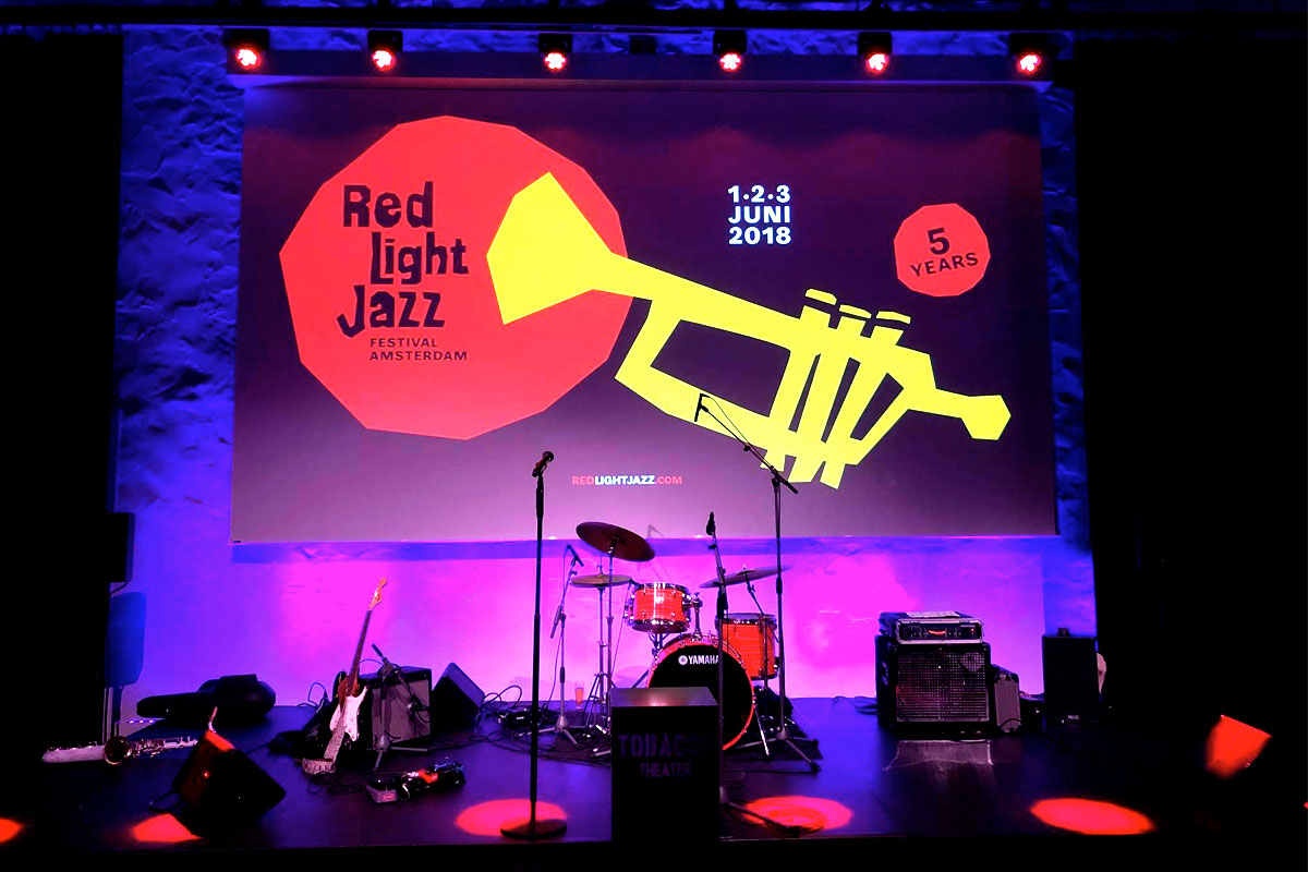Red Light Jazz 2018 - Pers 2018