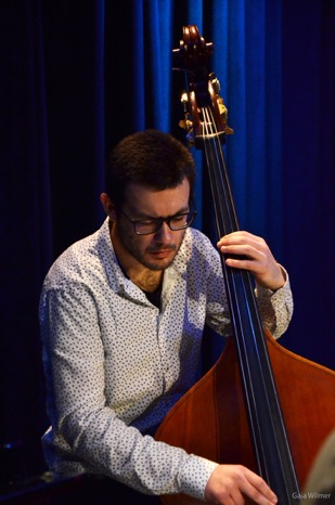 Red Light Jazz 2018 - Giuseppe Campisi Quartet