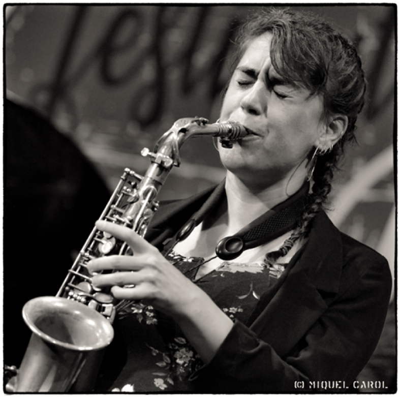 Red Light Jazz 2018 - Irene Reig
