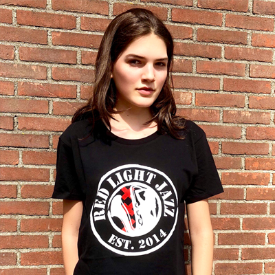 Red Light Jazz 2018 - T-shirt for woman black