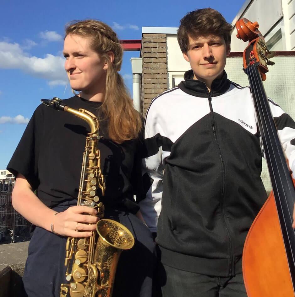 Duo-Breve-&-Mulder-op-het-Red-Light-Jazz-festival-in-Amsterdam-artiesten