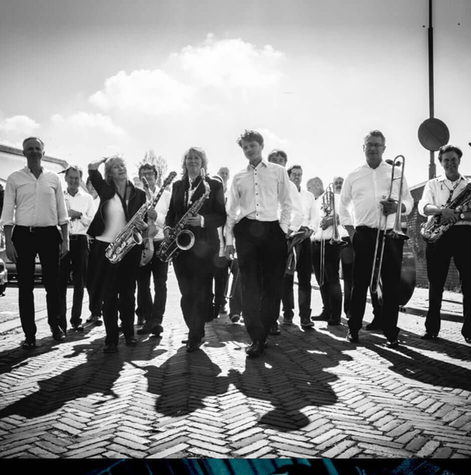 WEST-END-BIG-BAND--op-het-Red-Light-Jazz-festival-Amsterdam-artiesten