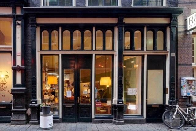 De Bakkerswinkel jazz locatie op het red Light Jazz